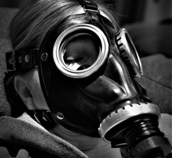 Gasmask – An Erotic Obsession 2 #NSFW #+18