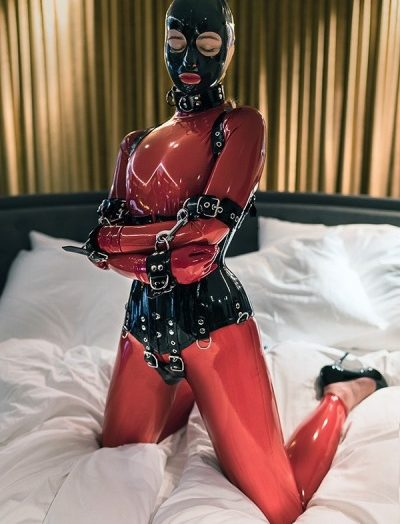 Permanent Rubberdoll – My Fantasy #SOSS