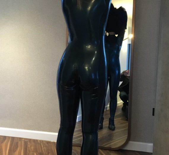 Latex for the Curious – Catsuits